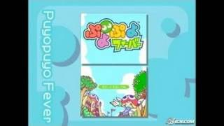 Puyo Pop Fever Nintendo DS Trailer - Sega's TGS 2004