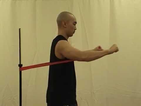 Dynamic Hug Exercise - YouTube