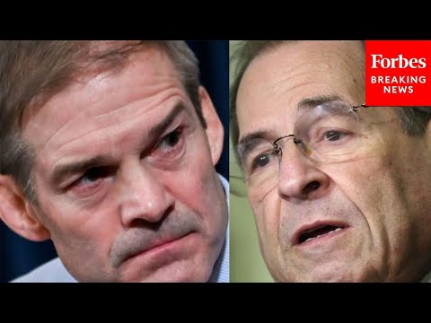 JUST IN: Jim Jordan Rips Jerry Nadler At Start Of House Hearing