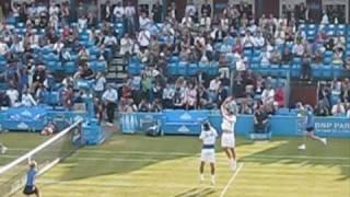 Djokovic/Erlich win Doubles Title at Queen