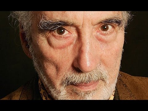 Christopher Lee Tribute By Peter Jackson