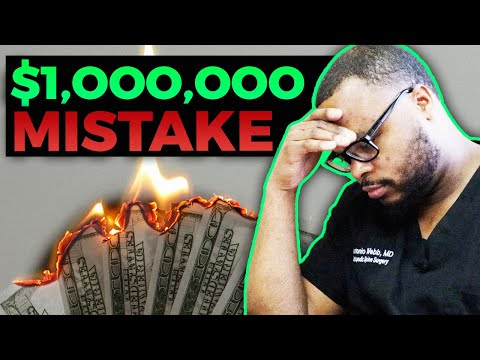 $1 Million Dollar Mistake? What It Costs To Become A Doctor