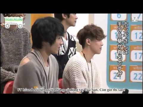 [Vietsub] 120202 Wide Entertainment News Bingo Game - FT Island Part 1 {ft-vn.com}
