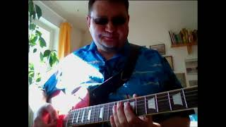 "Guitar: ""Paranoid"" by Black Sabbath ('Powerchords' & 'Hammer-Ons') with Martin"