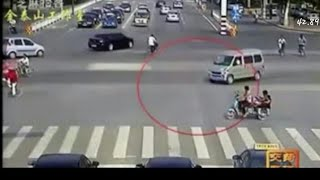 Incredible accident