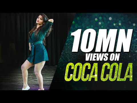 Coca Cola: Dance Choreography | Luka Chuppi | Kartik Aryan & Kriti Sanon