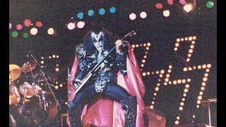 "KISS ""Unmasked"" Live in Sydney (1980)"