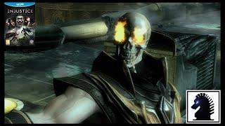 Wii U Injustice: Gods Among Us - Scorpion