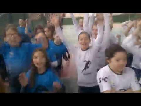 Abertura das Olimpíadas Vespertino 2016 - EFI/EFII