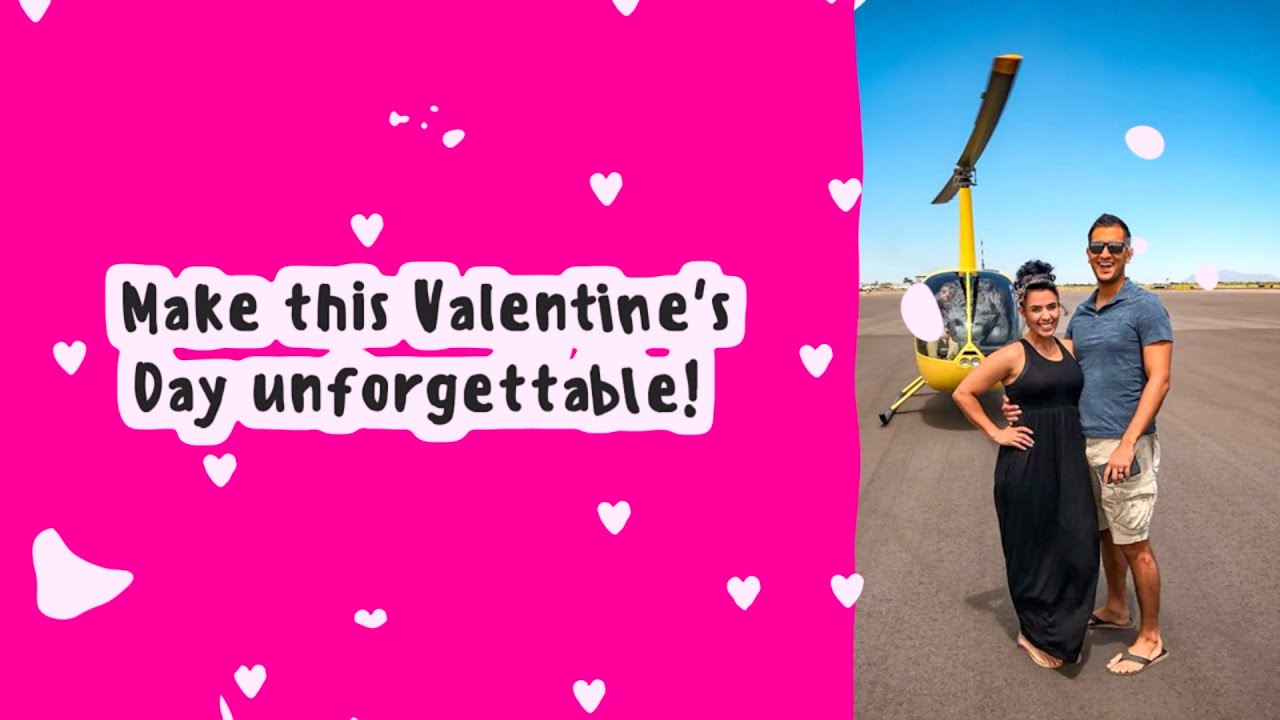 Valentine's Day Flight 2020! | Tucson Helicopter Tours