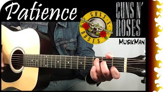 Patience / Guns N' Roses | Cover #056