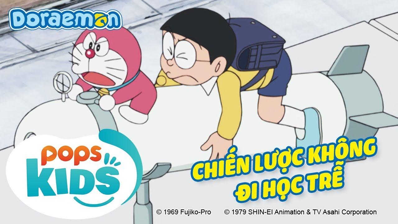 [S6] Doraemon Tập 279 - Chiến Lược Không Đi Học Trễ, Quật Ngã Jaian - Hoạt Hình Tiếng Việt