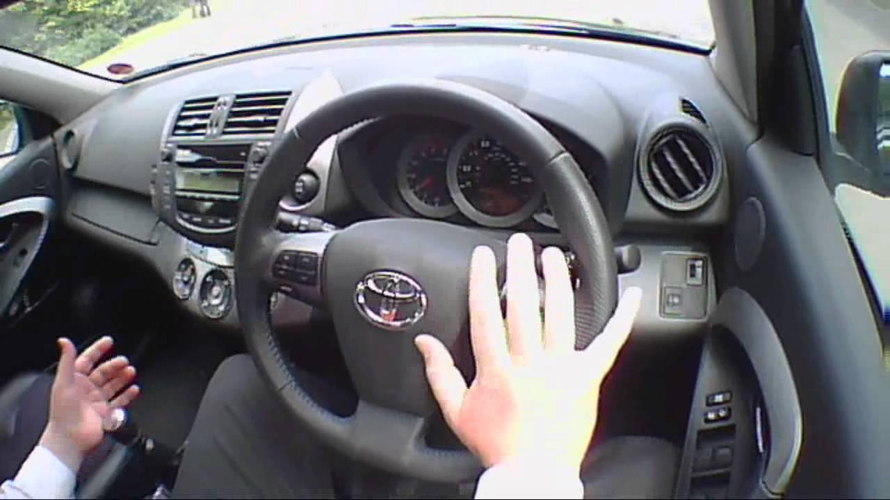 Toyota rav 4 2 2 2011 review road test test drive