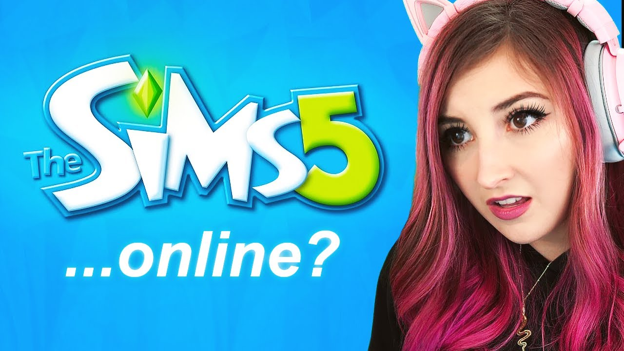 The Sims 5 Will Be ONLINE? (excuse me) thumbnail