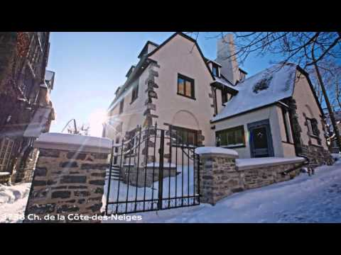 Villa For Sale Downtown Montreal | McGill Real Estate