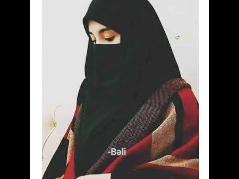 hicablı qız statusları,niqablı qız statusları,status  dini status qəmli status 2