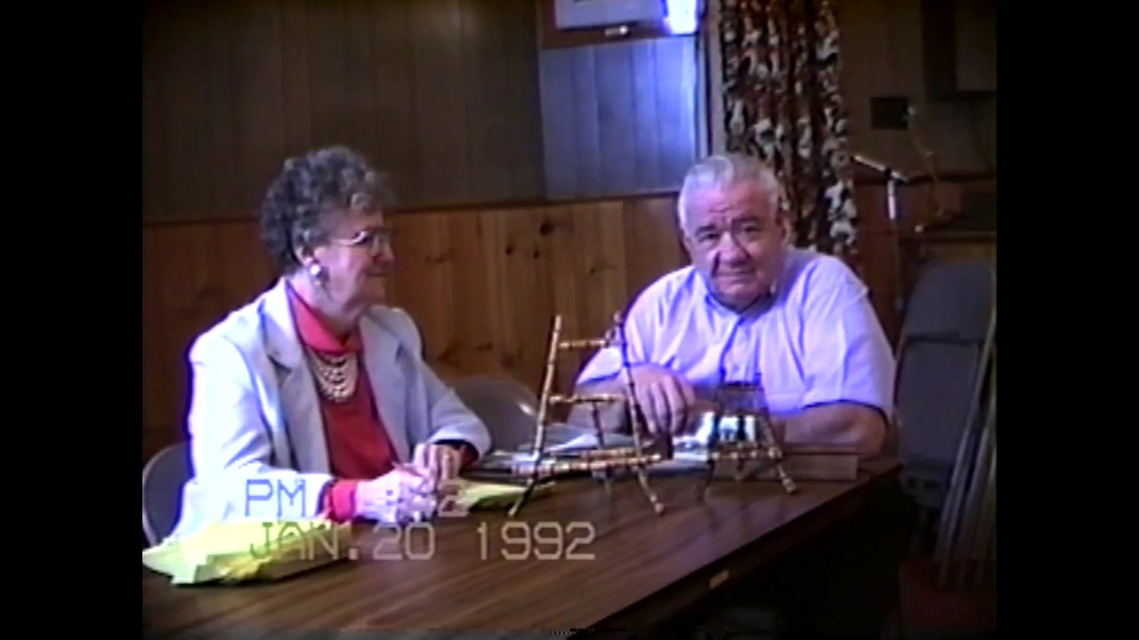 WGOH - Peg Barcomb History of R. P.  part three  1-20-92
