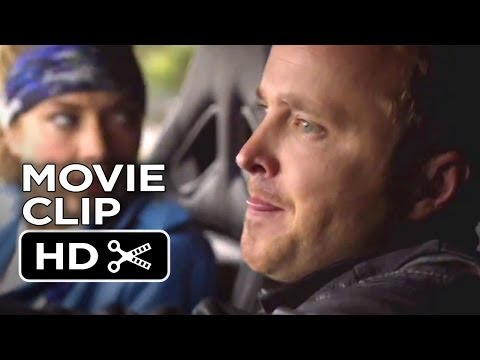Need For Speed Movie CLIP - The Car Is Loose (2014) - Aaron Paul, Imogen Poots Movie HD