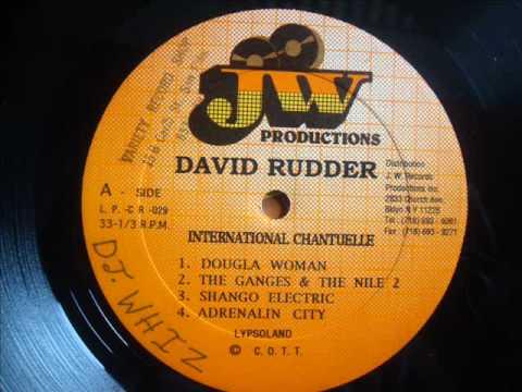 David Rudder - Adrenalin City.wmv