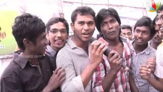 Thala Ajith Fans Celebrating Veeram movie release | Tamannaah, Vidharth, Siva