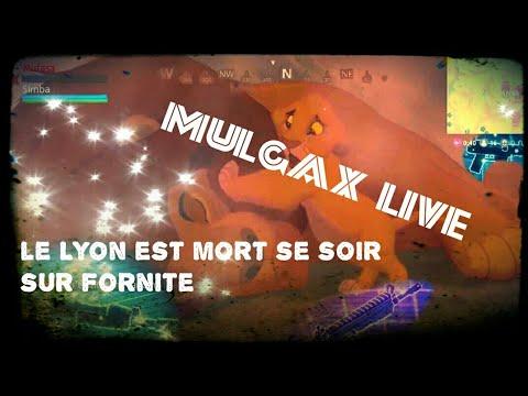 [Fr/Ps4/Live/Facecam] Fornites  « le Lyon et mort se soir »  go les 400 abonné