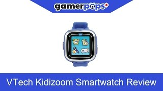 VTech Kidizoom Smartwatch Review | GamerPops