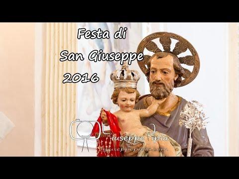 Festa di San Giuseppe - Caltabellotta - 2016