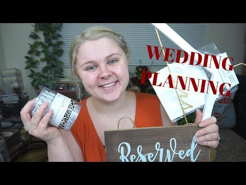 NEW WEDDING DECOR HAUL | MORE STUFF I BOUGHT FOR THE WEDDING