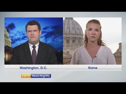 Vatican prosecutor asks that Italian priest be charged with sexual abuse - EWTN News Nightly