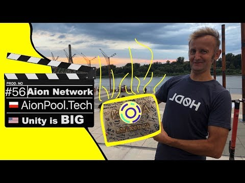 🇨🇦 AION Network = Unity Of Miners + Stakers   (  Aion Cornerstone In 🇵🇱 Poland )