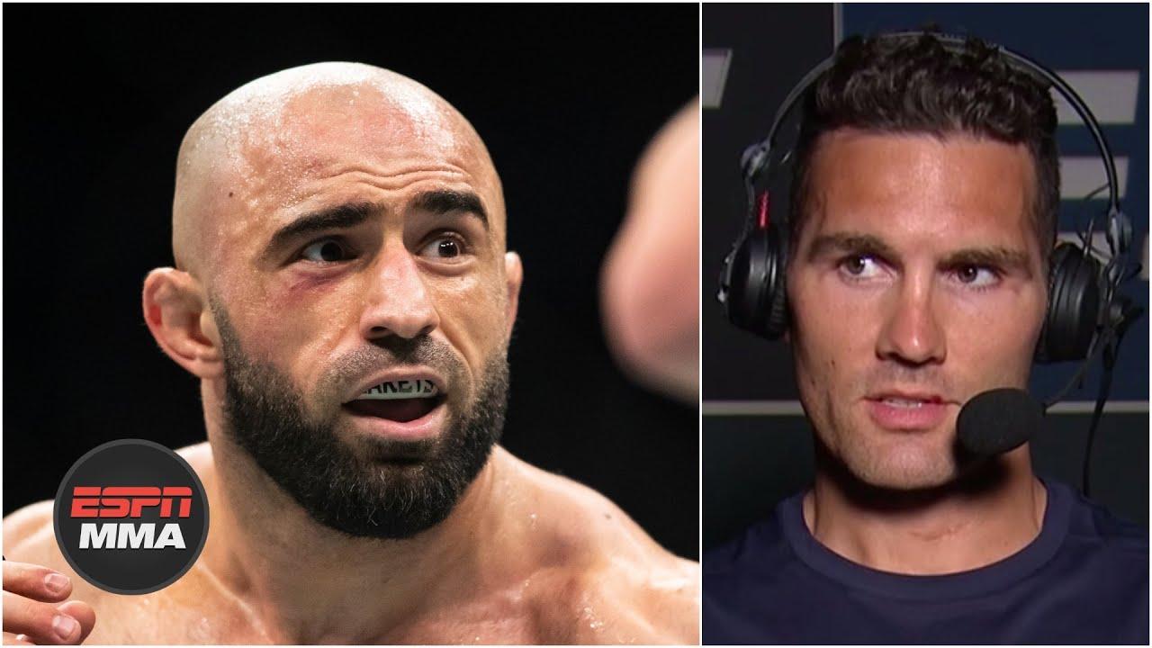 Chris Weidman on fight vs. Omari Akhmedov: I need to win this fight so bad | ESPN MMA