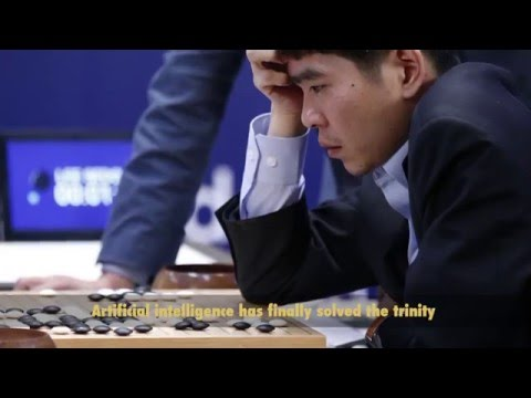 Match of the century - Lee Sedol vs Alpha Go