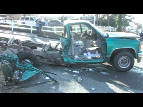 Fatal Multi-Vehicle Collision - One Killed - Others Have Major Injuries In  Oakdale, California
