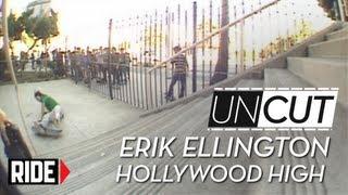 """Erik Ellington """"The Deathwish Video"""" Outtakes - UNCUT"""