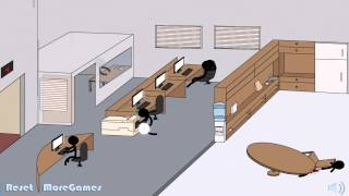 Stick Death Office Walkthrough