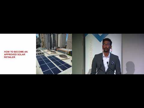SA HBS Industry Information Forum – Solar Retailer Code of Conduct.
