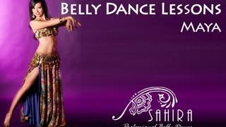 Belly Dance Lessons - Maya