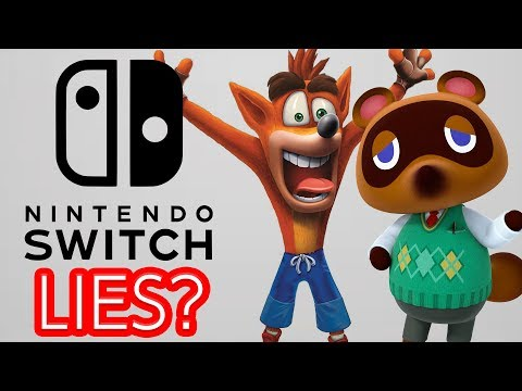 Nintendo Switch E3 2018 LEAKS - LIES or Truth?