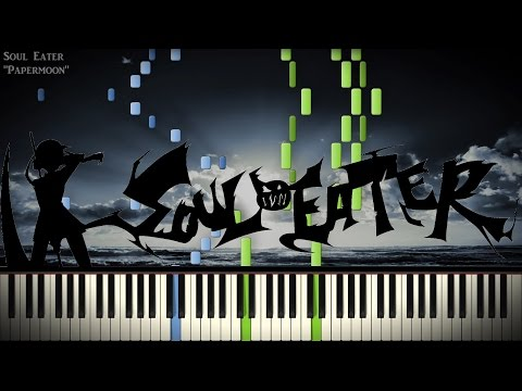 [Synthesia Piano] Soul Eater -