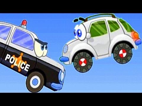 Мультфильм для детей про МАШИНКИ / Машинка Вилли спешит на РАЛЛИ