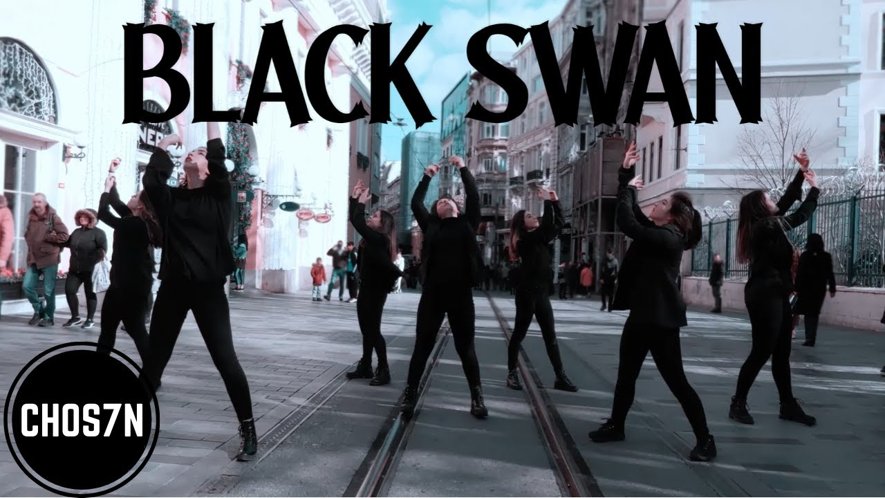 [KPOP IN PUBLIC TURKEY] BTS (방탄소년단)  'BLACK SWAN' Dance Cover by CHOS7N