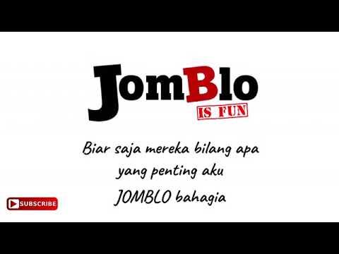 Lirik Lagu Jomblo Happy REMIX