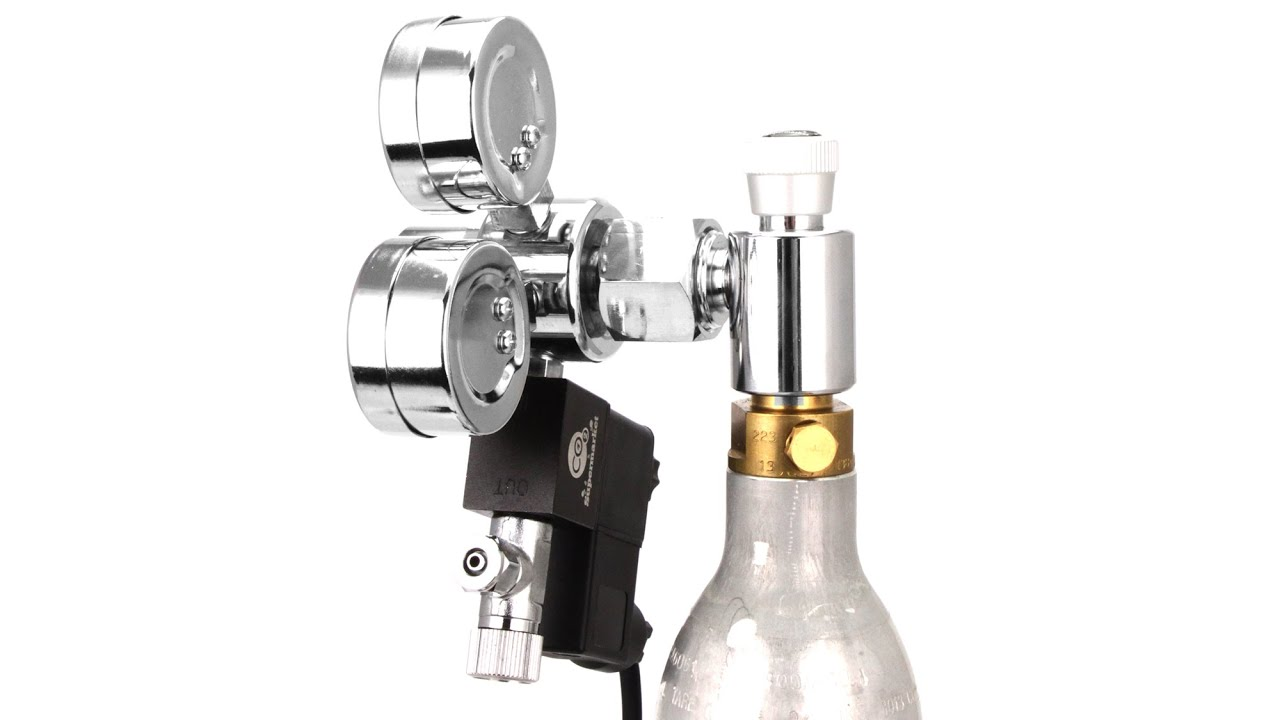 advanced sodastream adapter for co2 regulators youtube. Black Bedroom Furniture Sets. Home Design Ideas