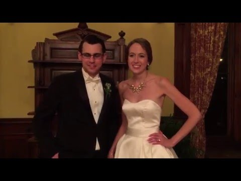 Music Man Entertainment Testimonials - Paige & Bill @ The Canfield Casino in Saratoga Springs, NY
