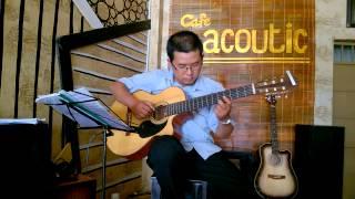 Xin làm người hát rong -Trần Long Ẩn - Guitar Cover