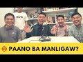 Gambar cover Act Like a Man Podcast Ep#2: Dating Tips: Paano Ba Manligaw?