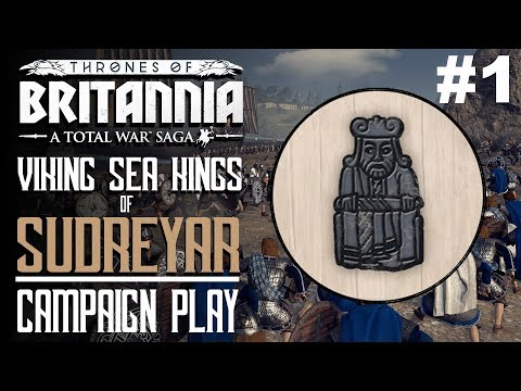 Viking Sea Kings Sudreyar Campaign #1 EXCLUSIVE FIRST LOOK