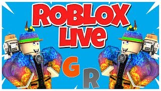 🔴ROBLOX LATE NIGHT LIVE!!! - Come chill - Road to 1,500! 🔴