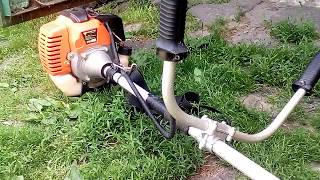 Смазка редуктора мотокосы(, 2017-06-28T11:14:20.000Z)