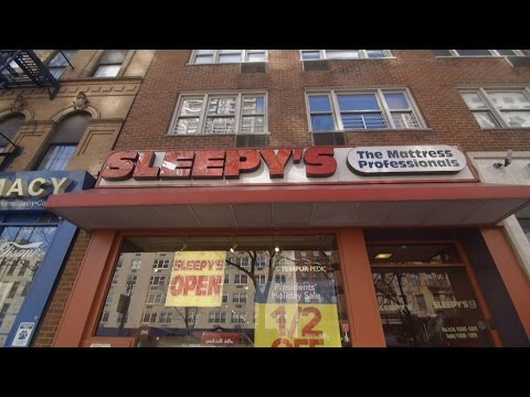 Why Are There So Many Sleepy's Mattress Stores?
